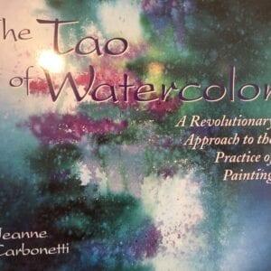 Tao of Watercolor book cover